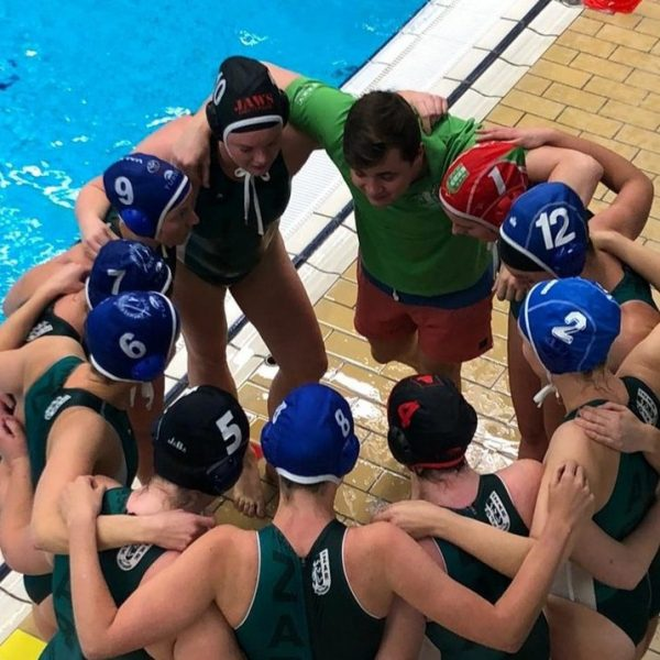 Waterpolo Dames en Mario
